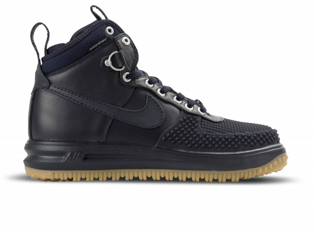Men's Lunar Force Duckboot Dark Obsidian/Dark Obsidian 805899 400