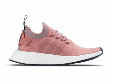 Adidas NMD_R2 PK W Raw Pink Raw Pink Grey Three BY8782