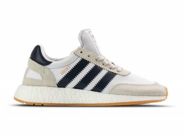 Adidas Iniki Runner White Collegiate Navy Gum BY9722