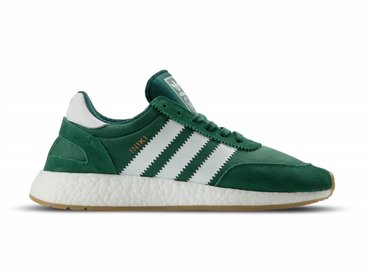 Adidas Iniki Runner Collegiate Green White Gum BY9726