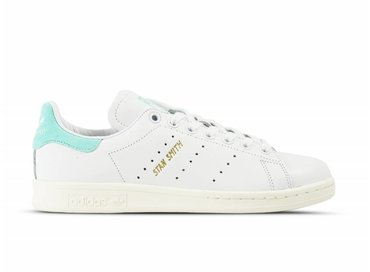 Adidas Stan Smith White White Energy Aqua BZ0461