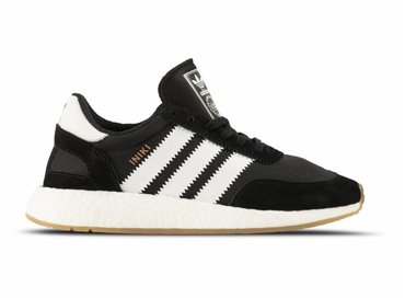 Adidas Iniki Runner Core Black Running White BY9727