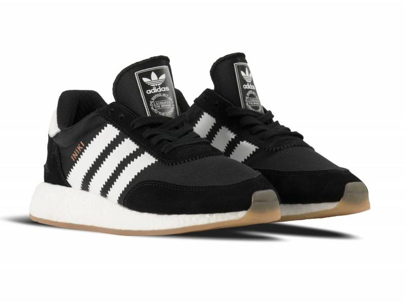 Iniki Runner Core Black Running White BY9727