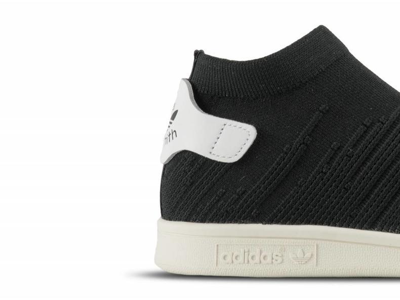Stan Smith Shock Primeknit Core Black Footwear White BY9251