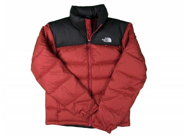 The North Face Nuptse 2 Jacket Cardinal Red T0AUFD619