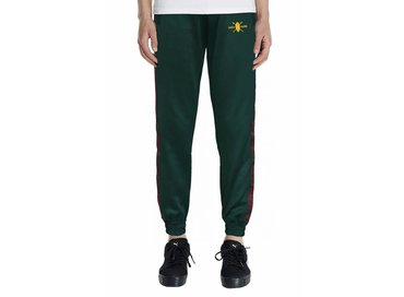Daily Paper Green Tape Logo Track Pants NOSB07