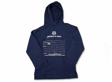 Puma X Fenty LS Graphic Hoodie Evening Blue 575829 01