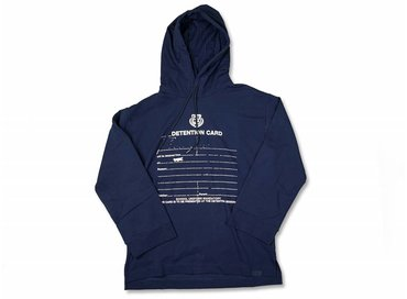 Puma X Fenty LS Graphic Hoodie Evening Blue 575873 01