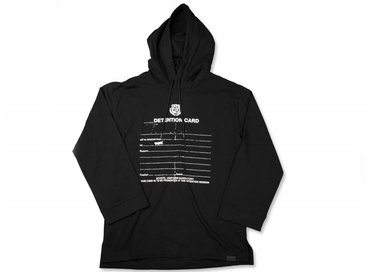 Puma X Fenty LS Graphic Hoodie Cotton Black 575873 02
