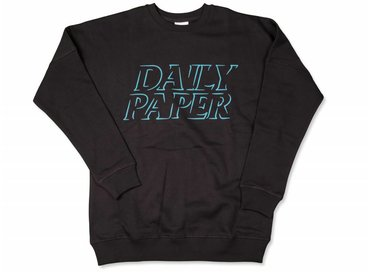Daily Paper Crew Black 17F1SW05