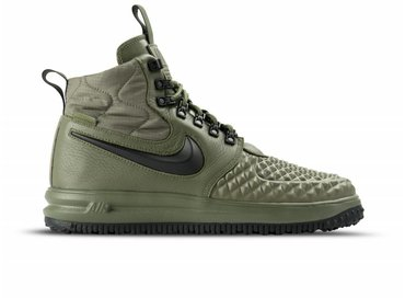 Nike LF1 Duckboot Medium Olive Black Wolf Grey 916682 202