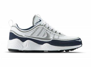 Nike Air Zoom Spiridon '16 White Metalic Silver Blanc 926955 103