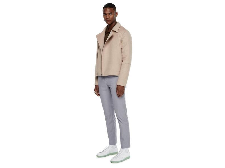 Jacket Light Grey 17F1OU12