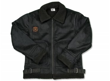 Daily Paper Jacket Black 17F1OU16
