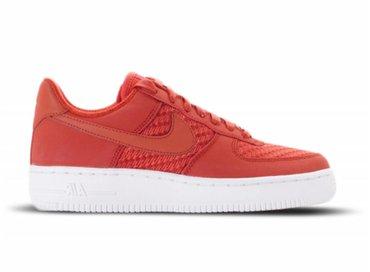 Nike Air Force 1 '07 Pinnacle Dragon Red White  AA3968 600