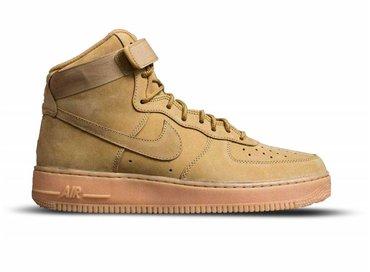 Nike Air Force 1 High '07 LV8 WB Flax Outdoor Green Gum 882096 200