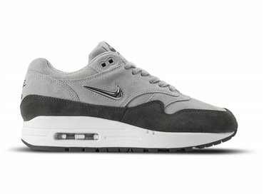 Nike Air Max 1 Premium SC Wolf Grey Metallic Pewter 918354 004