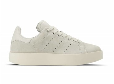 Adidas Stan Smith Bold Crystal White/ Crystal White/ Off White CG3776
