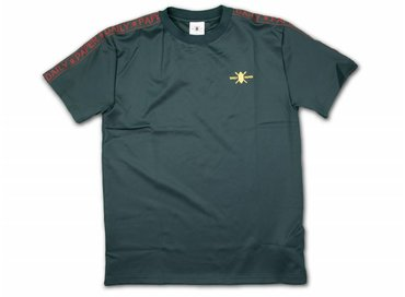 Daily Paper Green Tape Logo Tee NOSTS07