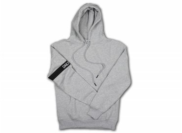 Daily Paper Grey Captain Hoodie NOST03