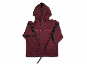 Daily Paper Hoodie Bordeaux 17F1SW14
