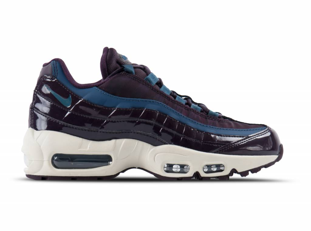 Air Max 95 SE Premium Port Wine Space Blue AH8697 600