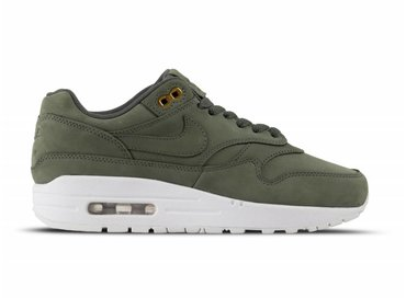 Nike Air Max 1 Premium River Rock White 454746 018