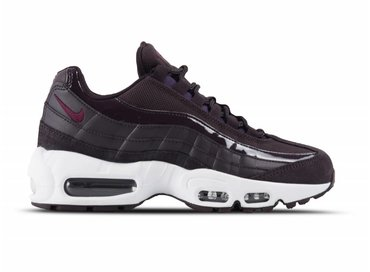 Nike Air Max 95 Port Wine Bordeaux White 307960 602