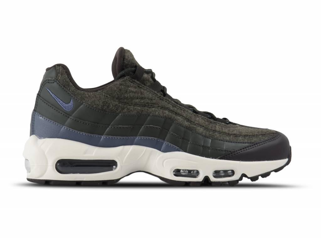 Noir Nike Air Max 95 Chaussures À 47,5 Pour Les Hommes
