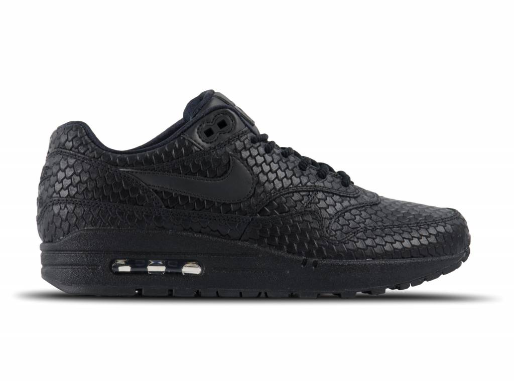 Air Max 1 Premium Black Anthracite 454746 014