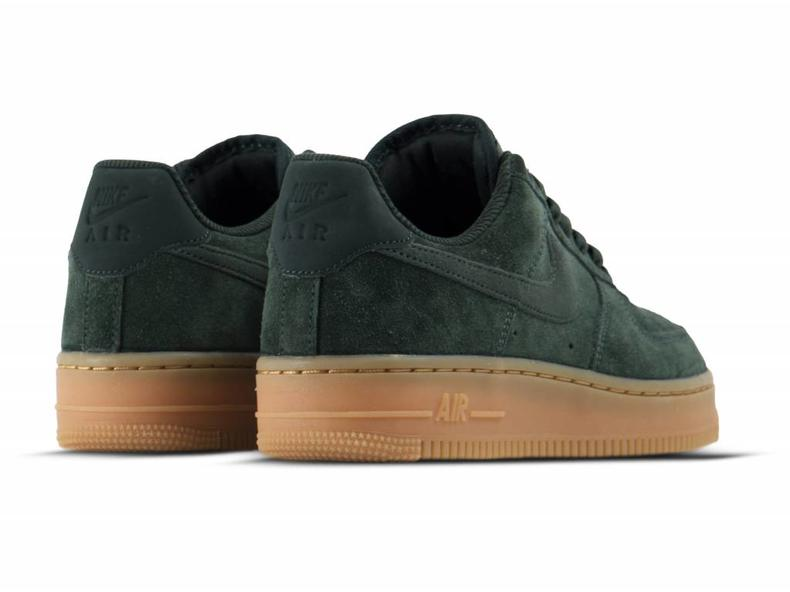 WMNS Air Force 1 '07 SE Outdoor Green AA0287 300