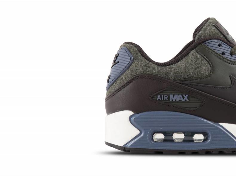 Air Max 90 Premium Sequoia Velvet Brown 700155 300