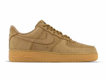 Nike Air Force 1 '07 WB Flax Flax Gum Light Brown AA4061 200