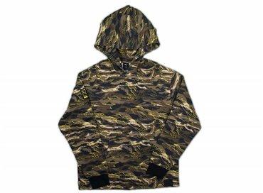 Puma X XO Oversize Hoodie Black Camo AOP 575593 0051