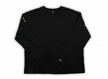 Puma X XO Oversize Crew Black 575347 001