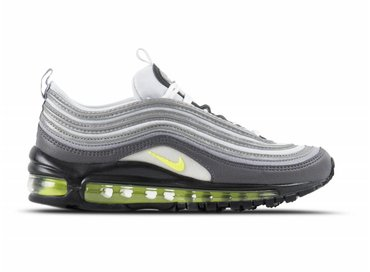 Nike W Air Max 97 Dark Grey Volt Stealth Pure Platinum 921733 003