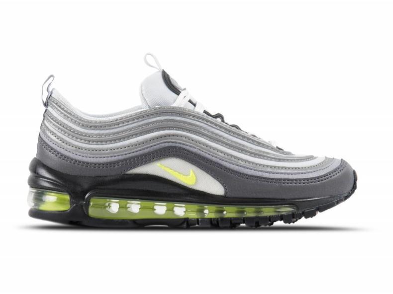 Cheap Air Max x Nike Air Max 97 Dark Grey Volt-Stealth-Pure Platinum 921733-003