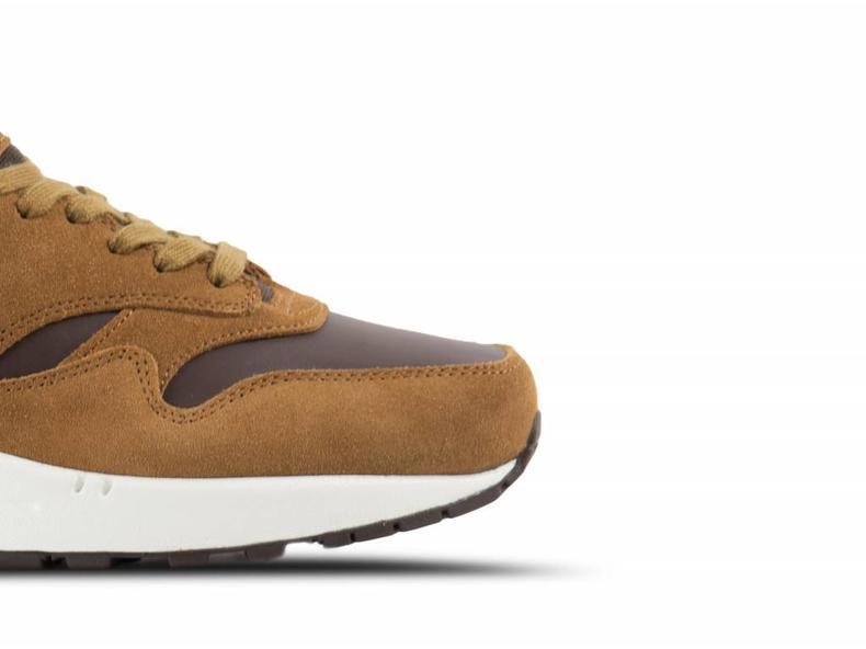 Air Max 1 Premium Leather Ale Brown Golden Beige AH9902 200