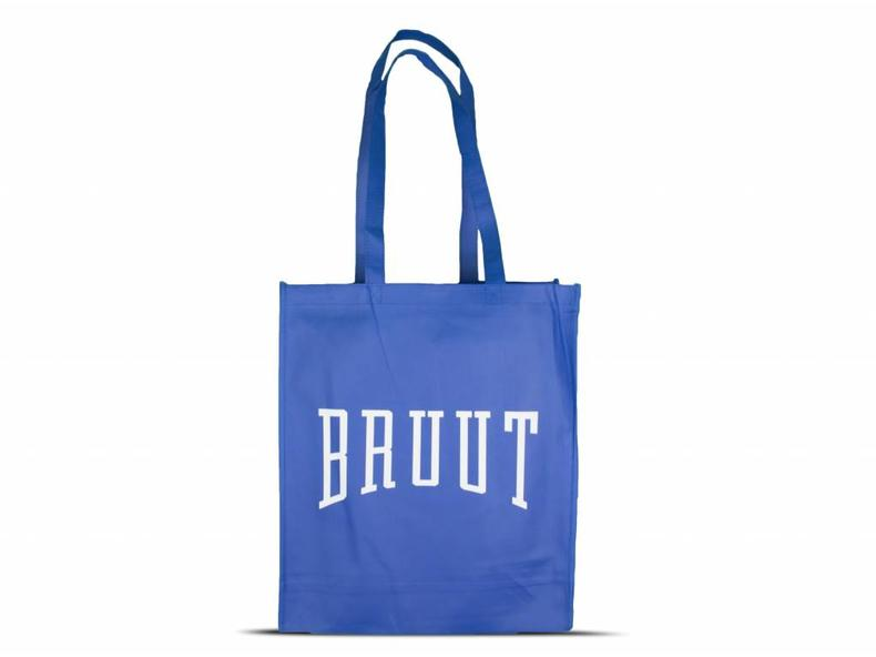 Exclusive Totebag Blue/White