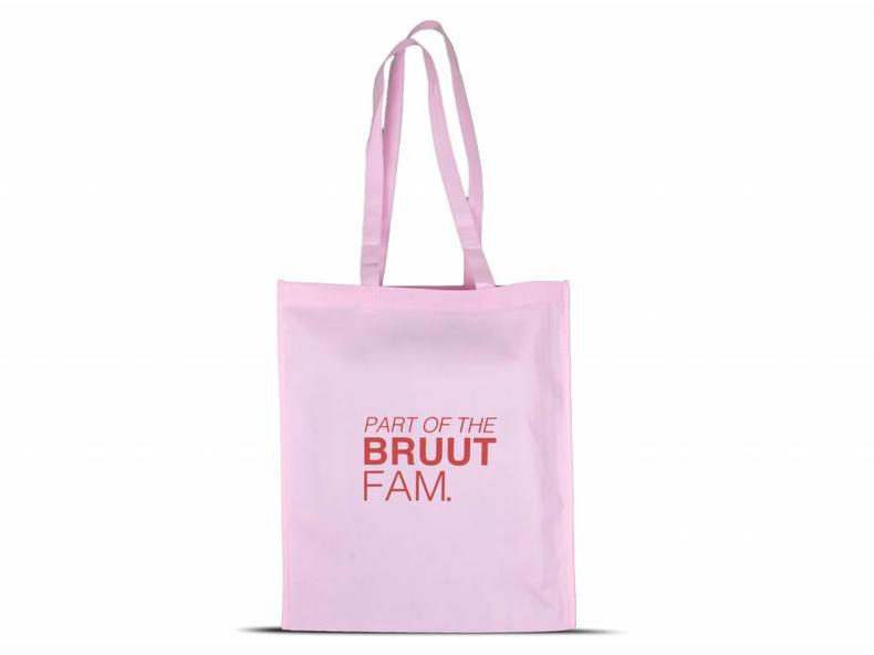 Exclusive Totebag Pink/Red
