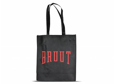 Bruut Exclusive Totebag Black/Red