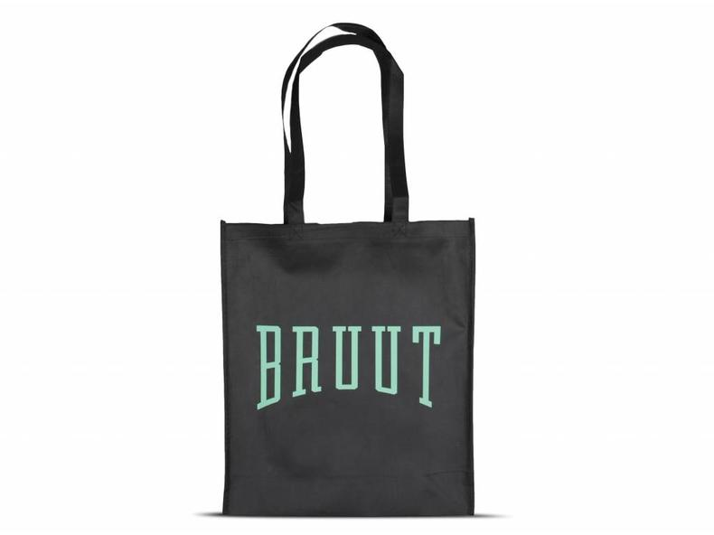 Exclusive Totebag Black/Mint