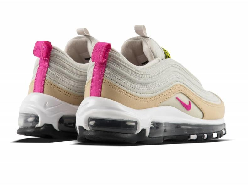 Air Max 97 Light Bone Deadly Pink 921733 004
