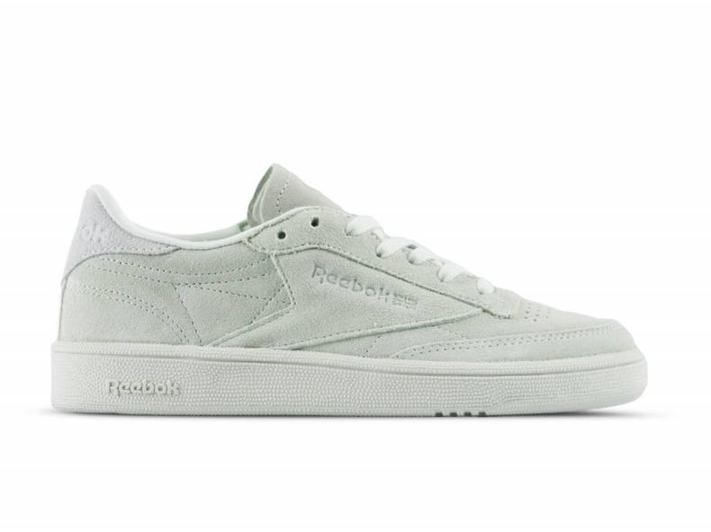 Club C 85 Nbk - Sneaker für Damen / grün Reebok loQLP2WoZ3