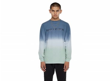 Daily Paper Long Sleeve Gradient Blue 17F1TL07