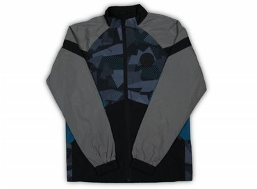 Daily Paper Jacket Black Blue 17F1SW16