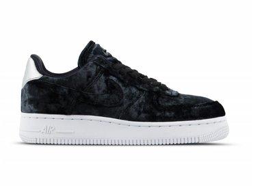 Nike WMNS Air Force 1 '07 PRM Black Black Summit White 896185 003