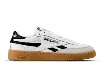 Reebok Revenge Plus Gum White Snowy Grey Black Gum CM8791
