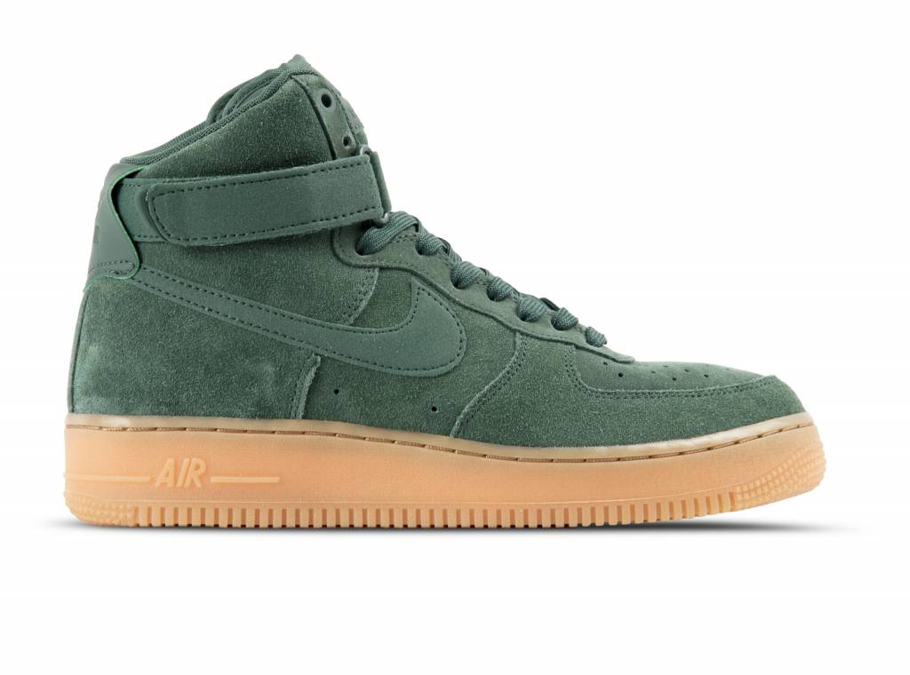 Air Force 1 High '07 LV8 Suede Vintage Green Vintage Green AA1118 300