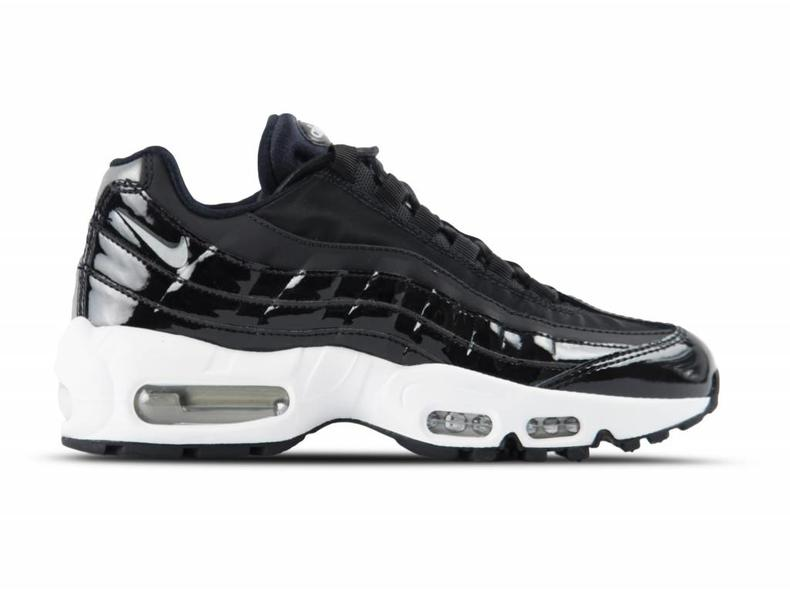 best service ba72b 04666 ... low cost wmns air max 95 se prm black reflect silver black ah8697 001  49044 2d284